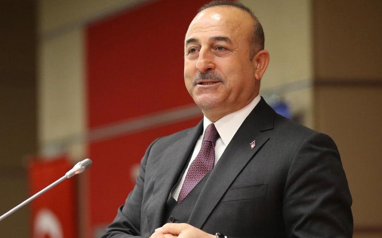 Dışişleri Bakanı Mevlüt Çavuşoğlu'ndan 1984-2018 paylaşımı