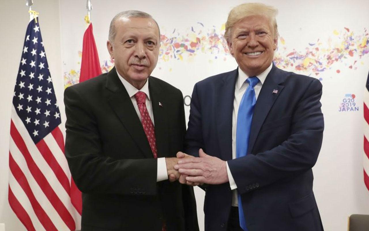 Trump'tan Erdoğan yorumu: Bir lider ne kadar sert ve acımasızsa, o kadar iyi anlaşıyorum