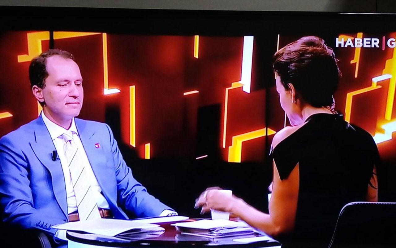 Fatih Erbakan'dan 'AK Parti'den teklif gelirse gider misiniz?' sorusuna dikkat çeken yanıt
