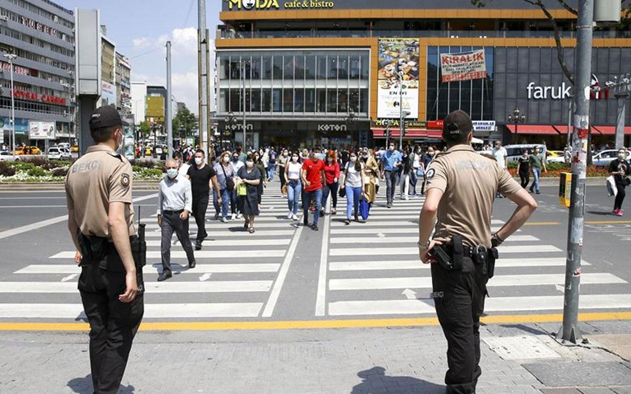 Ankara Valiliği: Temaslı kişilerin yanlış beyan edilmesi konusunda yasal işlem başlatılacak