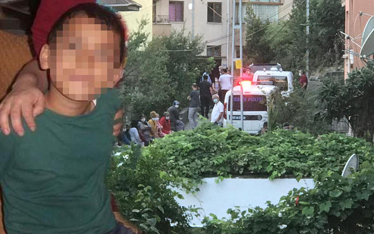 Zonguldak'ta 9 yaşındaki çocuk gardıropta asılı bulundu