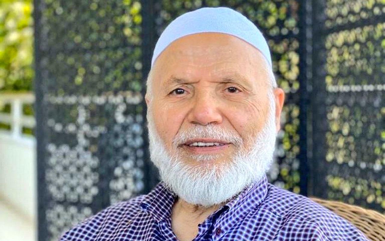 Necmettin Erbakan'ın yol arkadaşı İsmail Ergün vefat etti