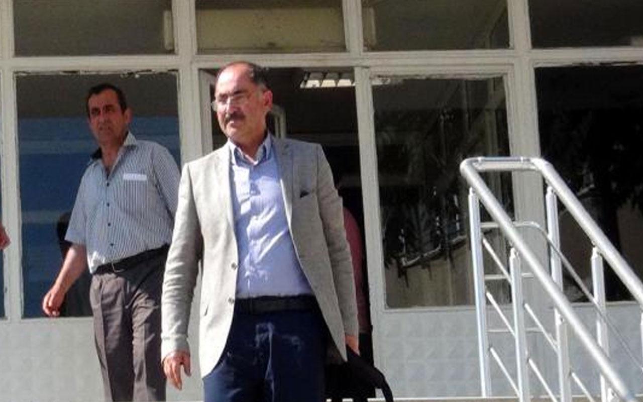 Namık Kemal Üniversitesi eski Rektörü Prof.Dr. Osman Şimşek'e FETÖ'den 3 yıl 9 ay hapis cezası
