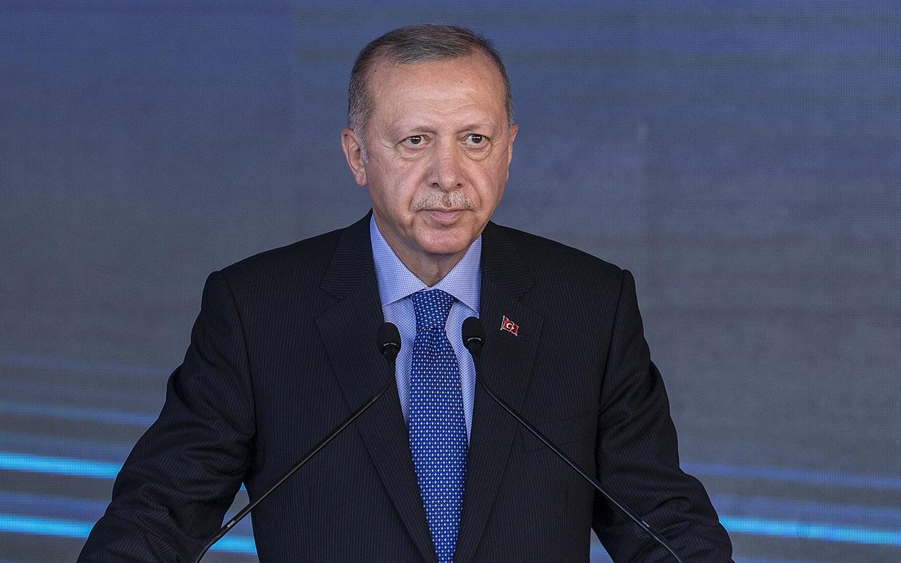 Erdoğan'dan Macron'a yanıt: Zaten süren az kaldı, gidicisin