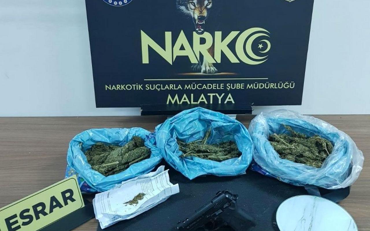 Malatya'da uyuşturucu operasyonu: 6 kişi tutuklandı