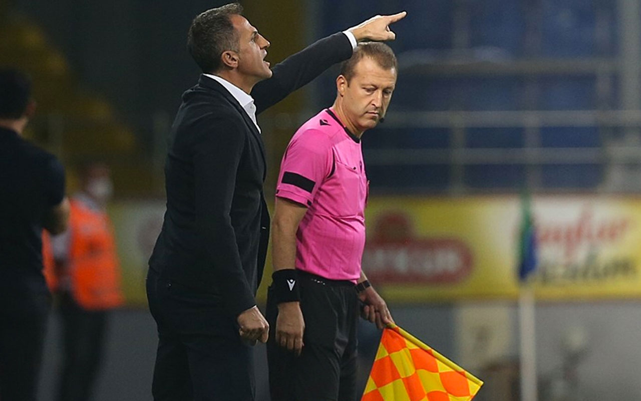 Stjepan Tomas'tan hakem isyanı: Böyle bir penaltı görmedim