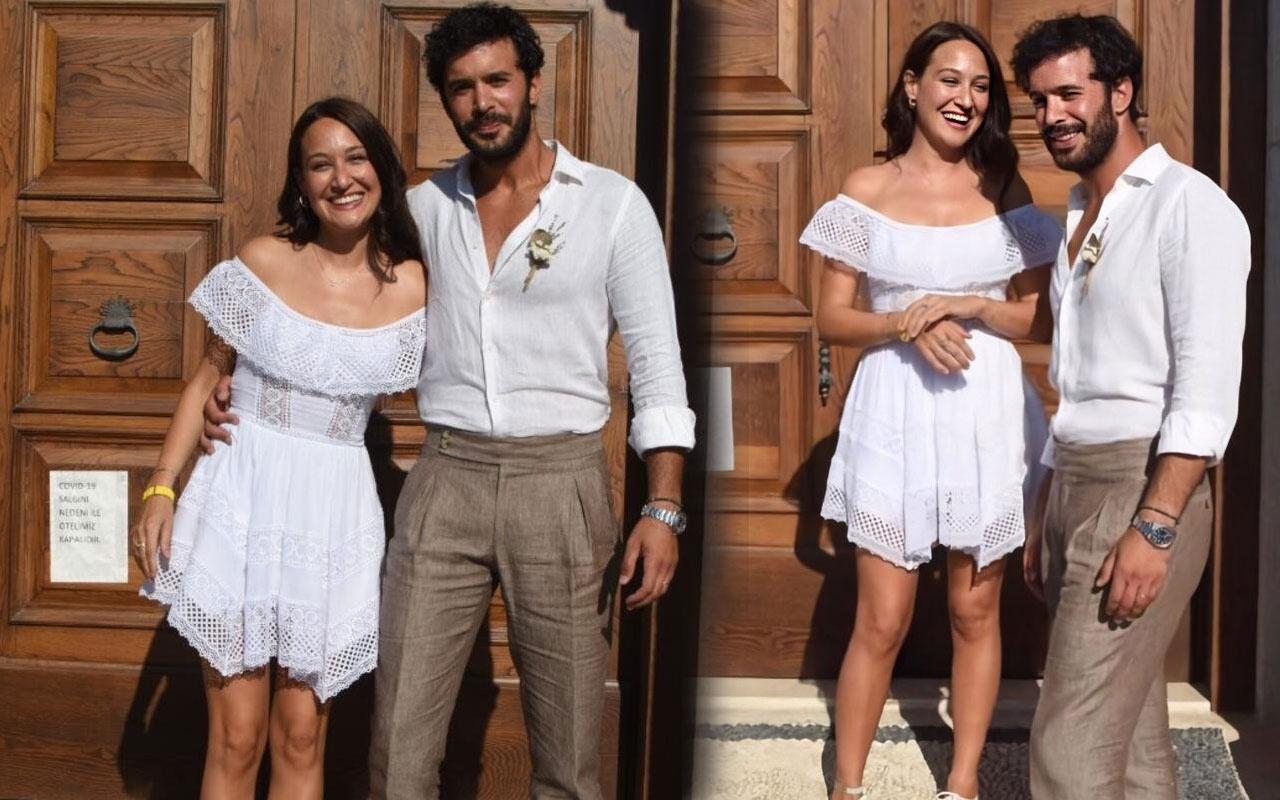 Show TV Çukur'un yıldızı Barış Arduç eşi Gupse Özay'la evliliklerini anlattı