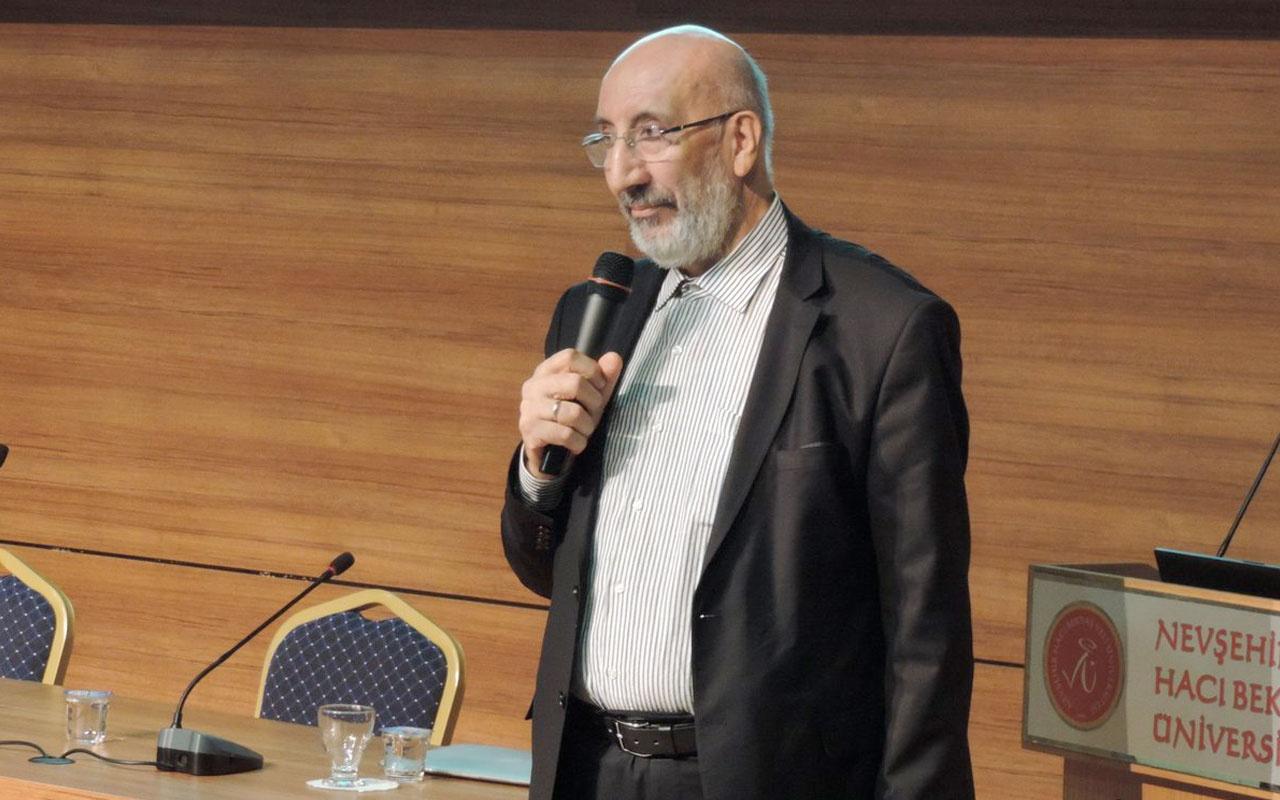 Abdurrahman Dilipak Türkiye Gazeteciler Cemiyeti'nden ihraç edildi