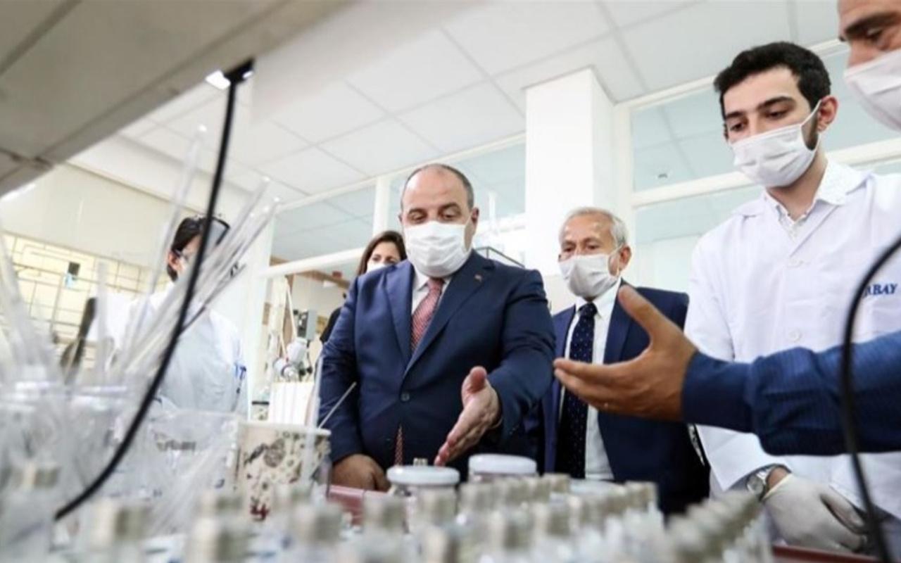 Bakan Mustafa Varank: İlaç endüstrisi savunma sanayisi kadar önemli