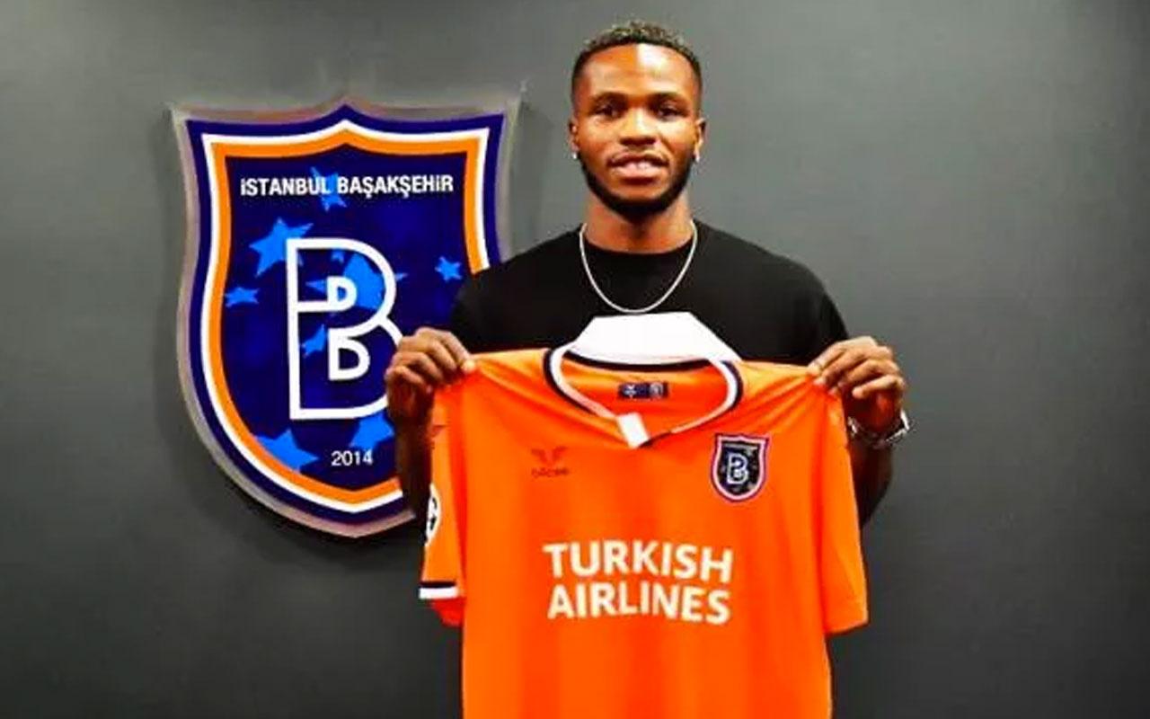 Son şampiyon Başakşehir 4. transferini resmen açıkladı