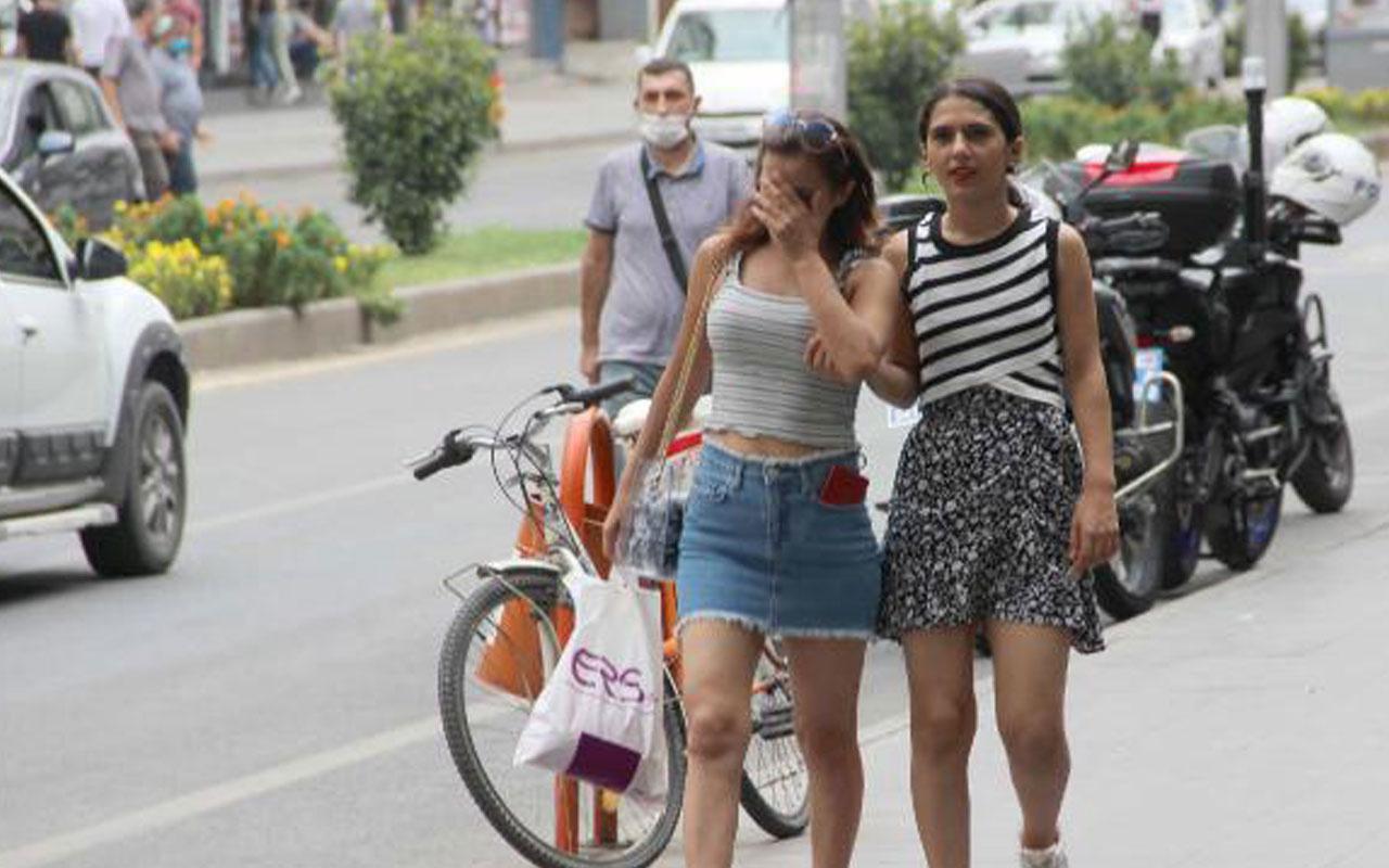 Manisa'da sokağa çıkma yasağı kalktı mı Manisa hangi renk?