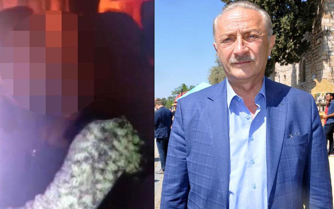 Didim Belediye Başkanı Ahmet Deniz Atabey'in tecavüzüne uğradığını iddia eden kadın ilk kez görüntü verdi