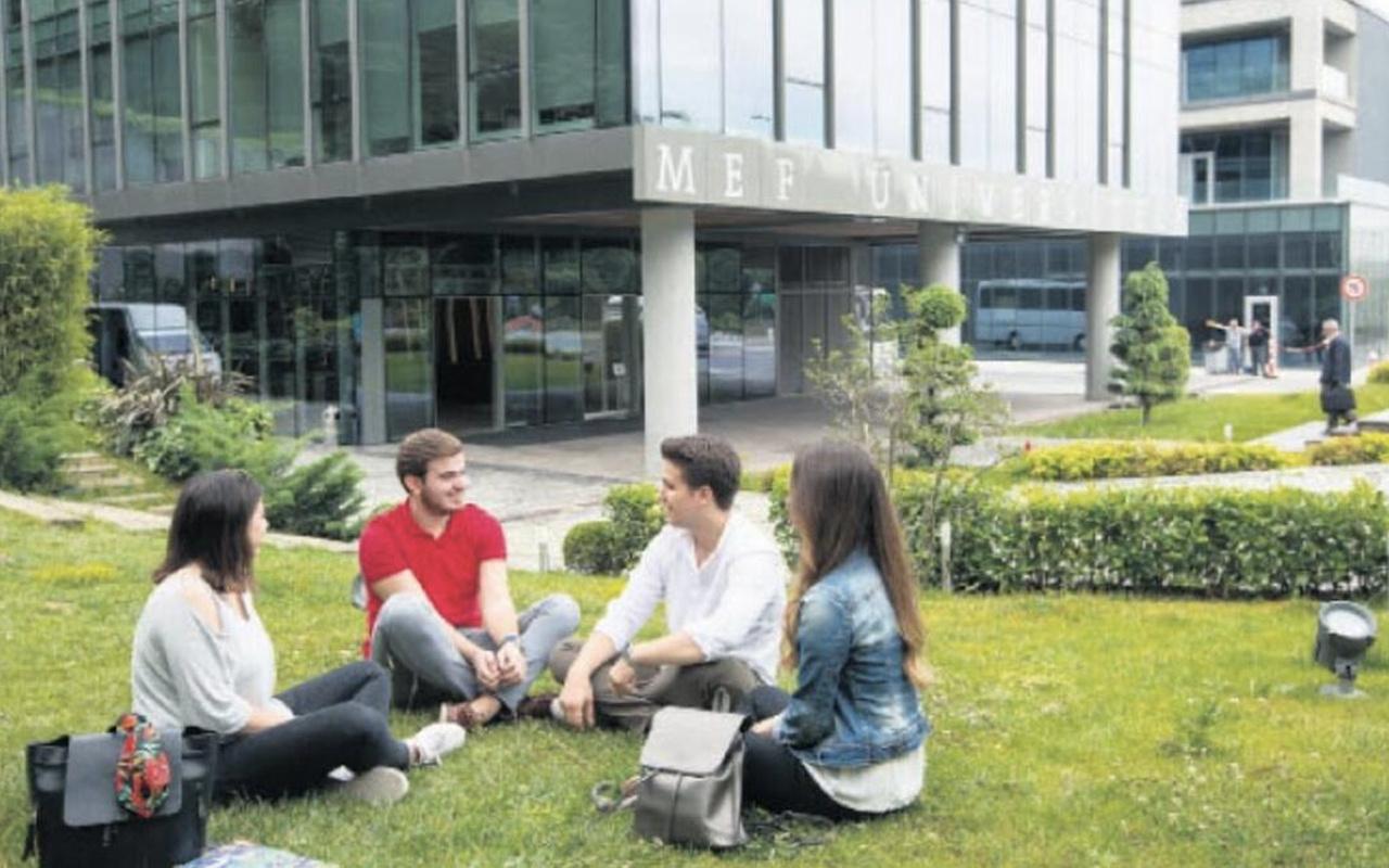 MEF üniversitesi açıldı mı YÖK rektörlük açıklaması