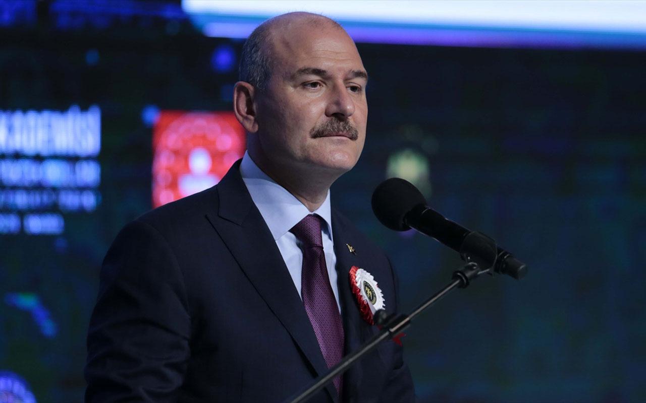 Süleyman Soylu'dan Anayasa Mahkemesi Başkanı'na tepki: İşe bisikletle git gel bakalım