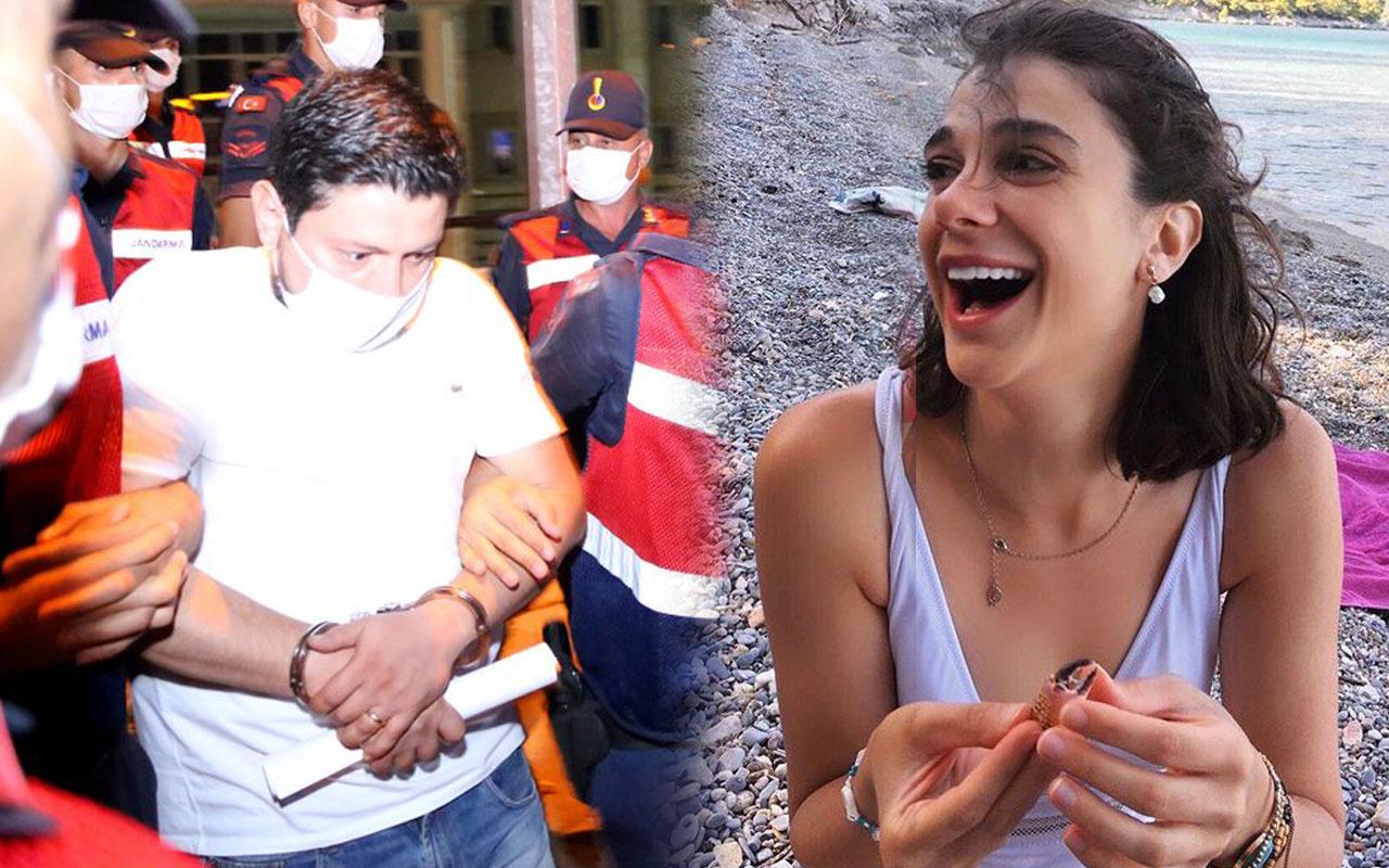 Pınar Gültekin'in otopsi raporu vahşeti ortaya çıkardı! Sevgilisi varilde yakmıştı