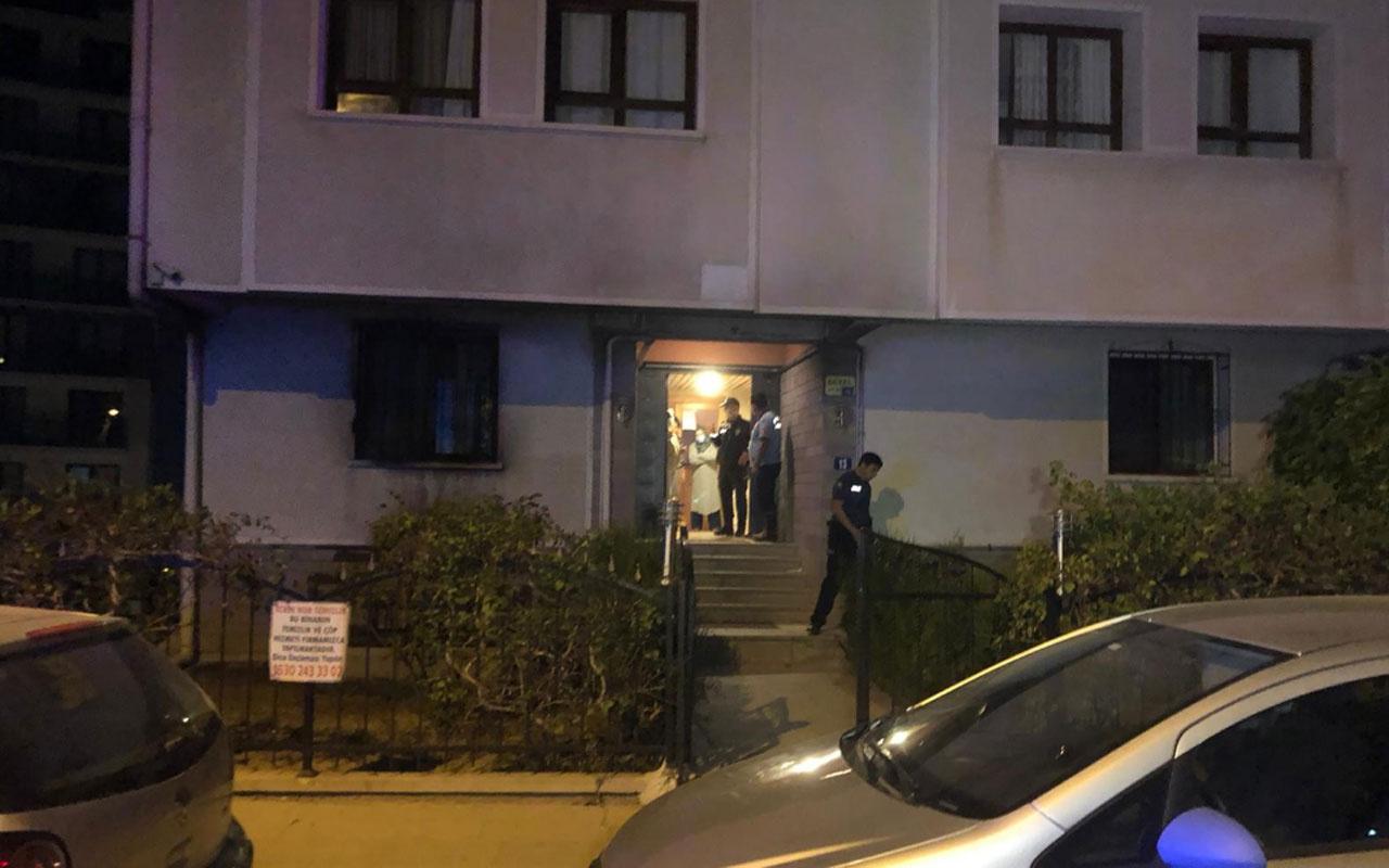 Ankara'da bir genç, tartıştığı ailesinin evini benzin dökerek yakmaya çalıştı