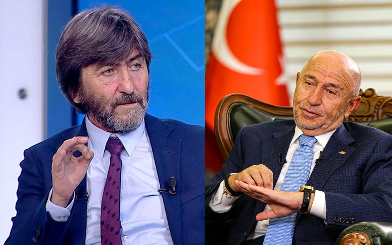 Serdar Tatlı'yı Rıdvan Dilmen getirtti iddiasına Nihat Özdemir'den yanıt