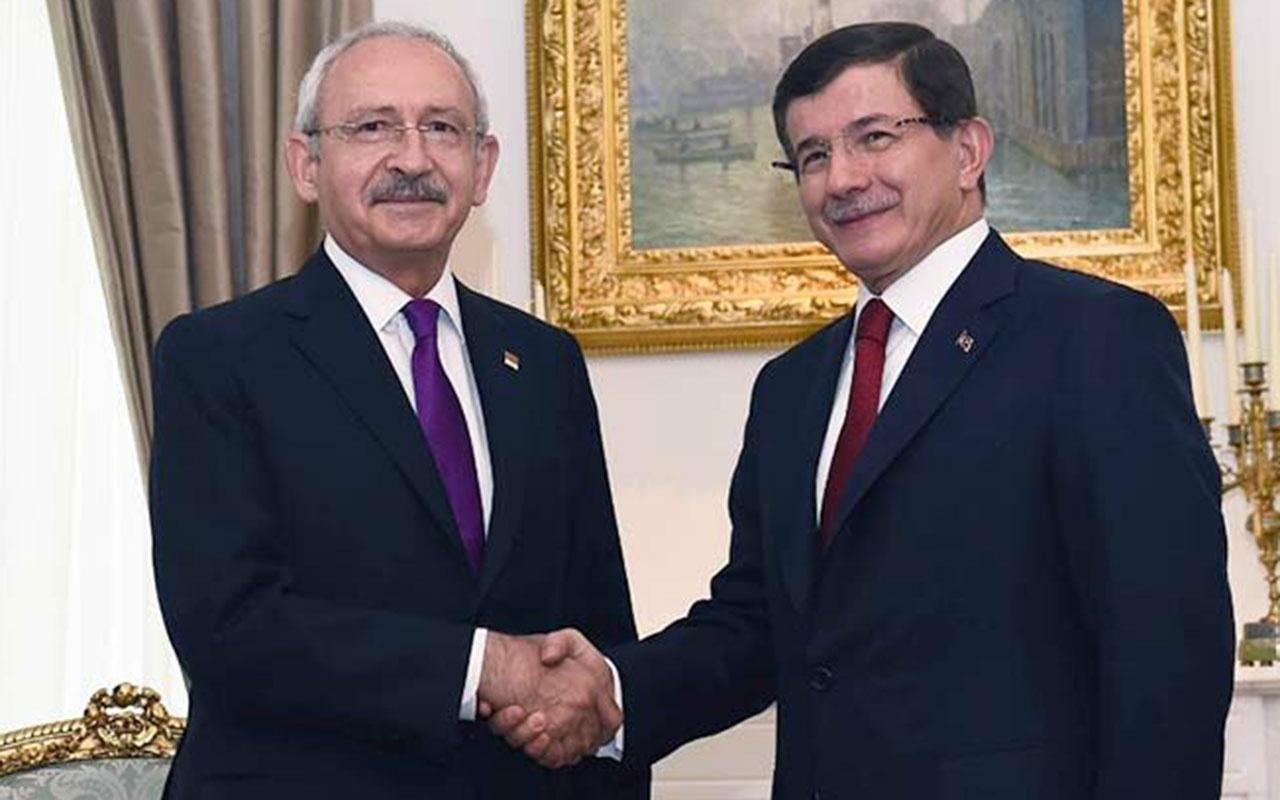 AK Partili Turan'dan Kılıçdaroğlu-Davutoğlu buluşmasına gönderme! İstikşafi görüşmeler yeniden...