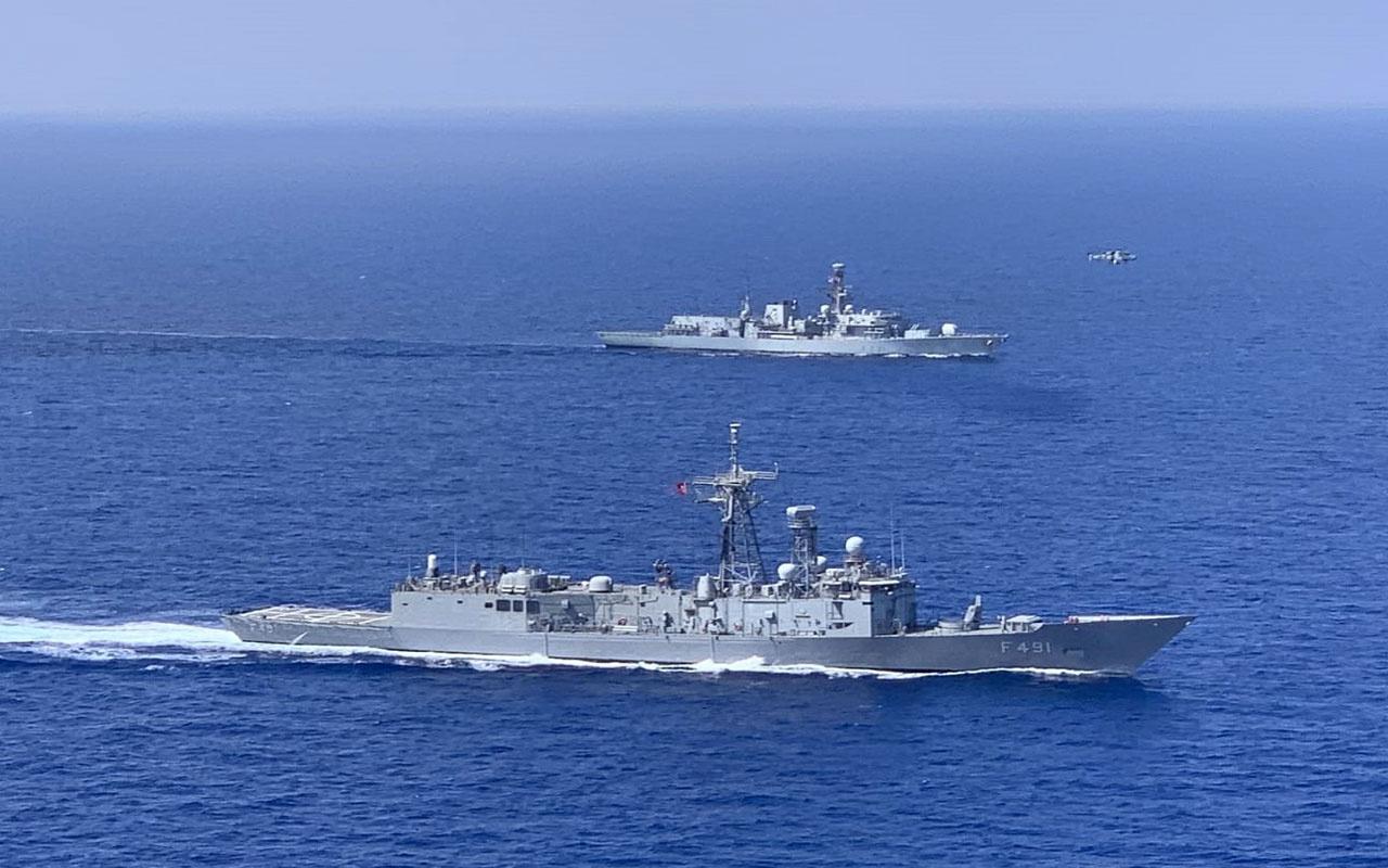Türkiye'den Ege'de yeni NAVTEX ilanı Flaş Lozan detayı