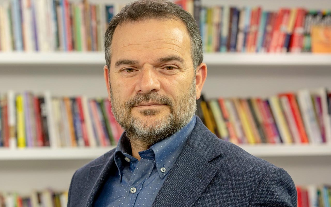 Kemal Öztürk  'Ortak Bir Hayal Kurmak' isimli yeni kitabını anlattı