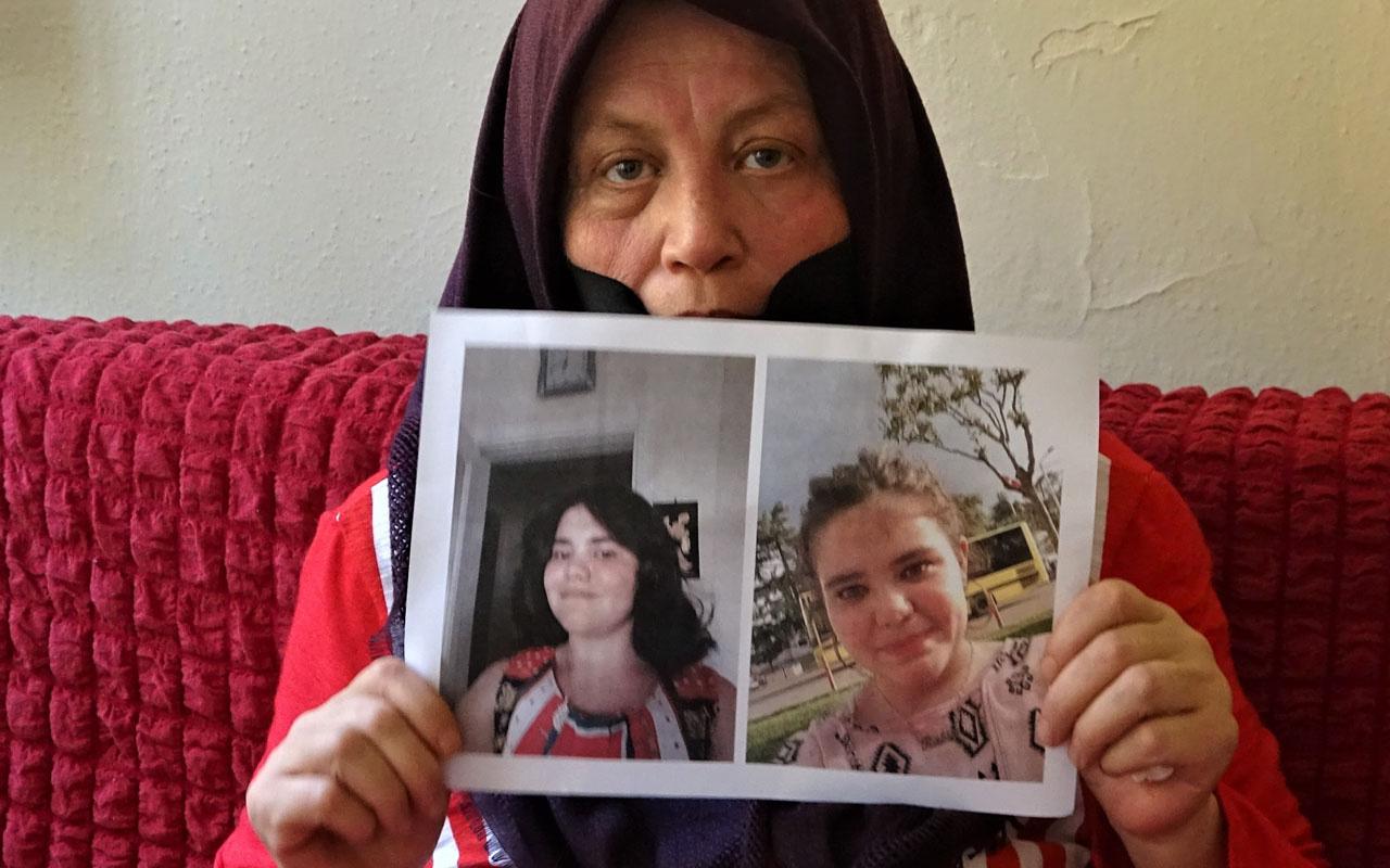 Bursa'da 1 haftadır kayıp kızının sadece 'anne yetiş' deyişini duydu