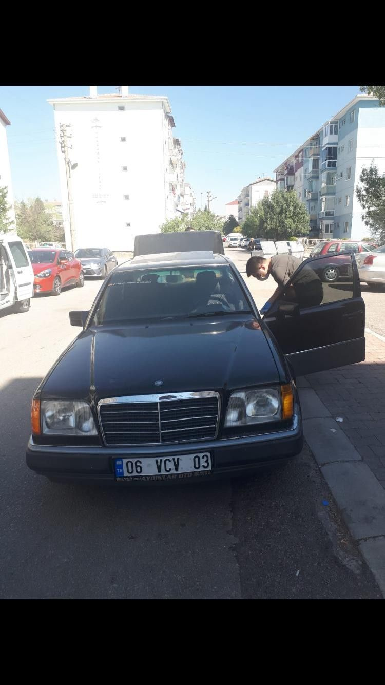 Ankara'da lüks araçları 15 saniyede çalan çete çökertildi