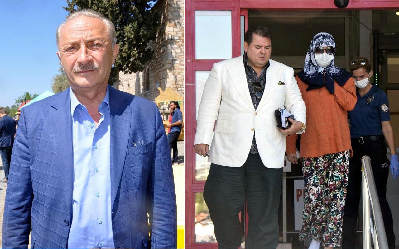 Didim Belediye Başkanı Ahmet Deniz Atabay'ın tecavüzle suçlandığı bağ evi görüntülendi