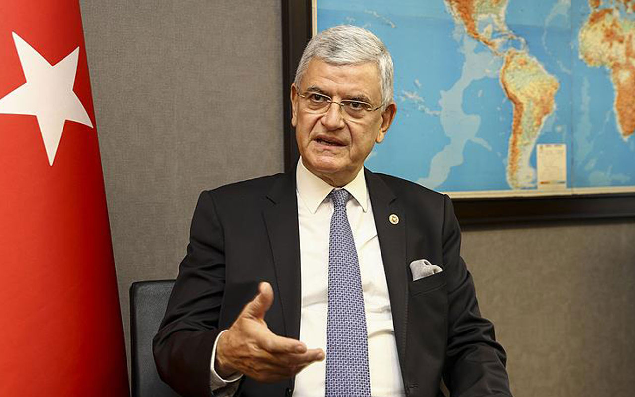 Volkan Bozkır, BM Genel Kurulu Başkanı olarak yemin etti