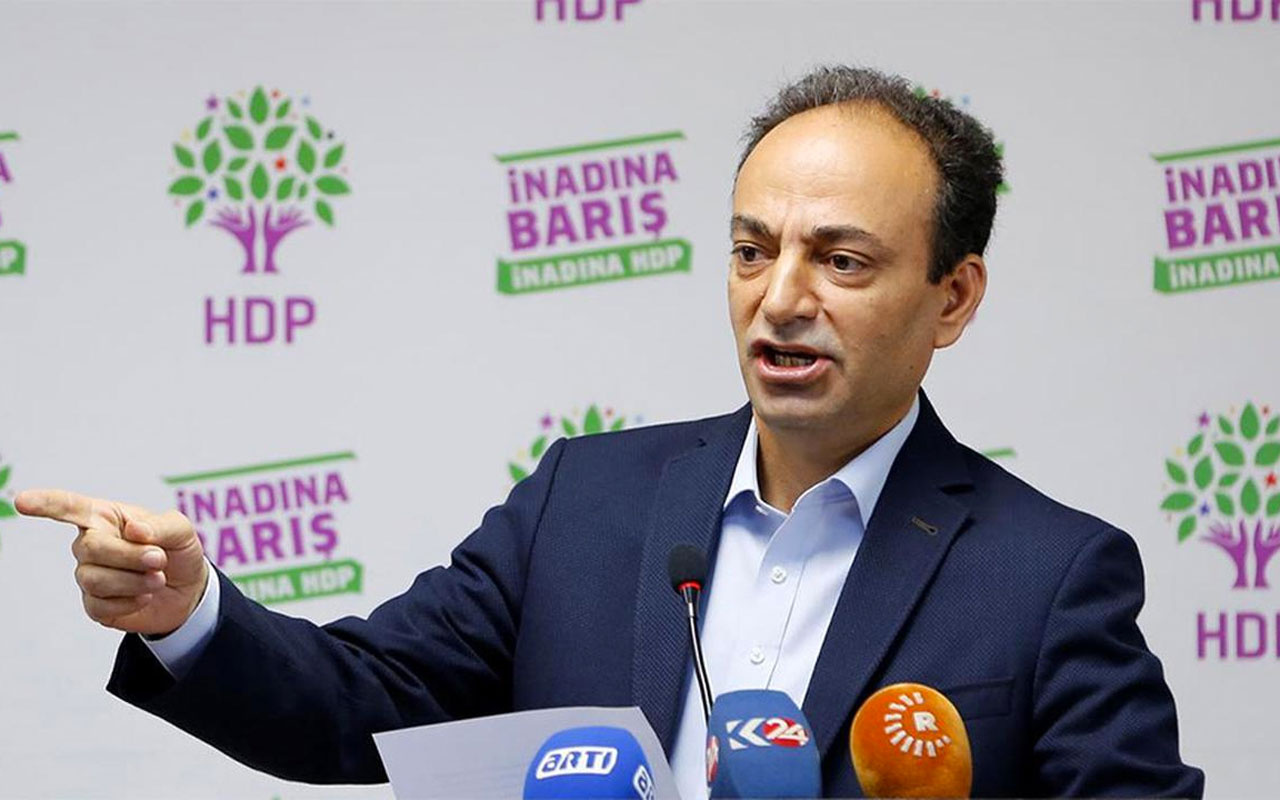 Diyarbakır eski Belediye Başkanı Osman Baydemir hakkında kırmızı bülten ve iade talebi