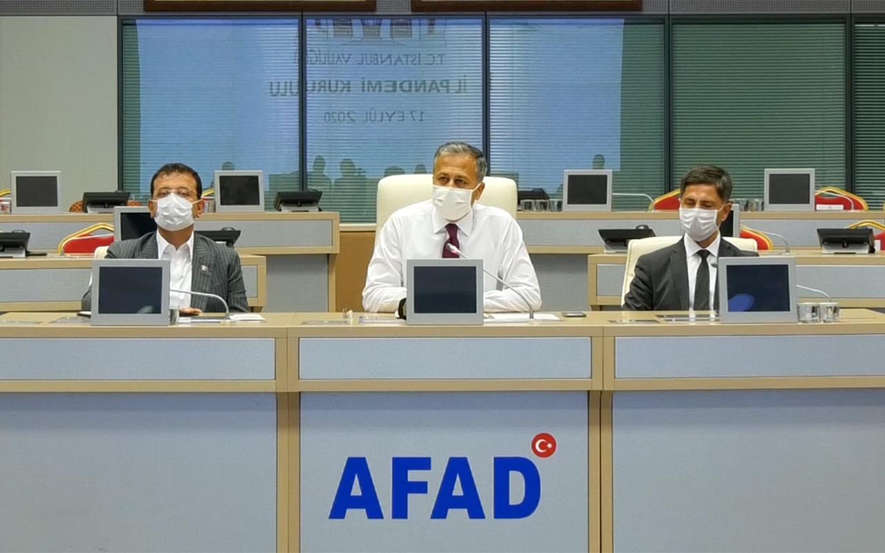 İstanbul'da mesai saatleri için kritik toplantı