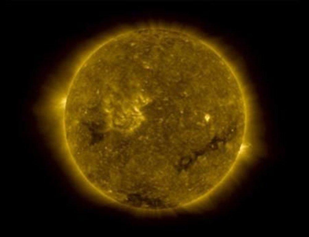 Bilim insanları duyurdu! Güneş yeni bir döngüye girdi