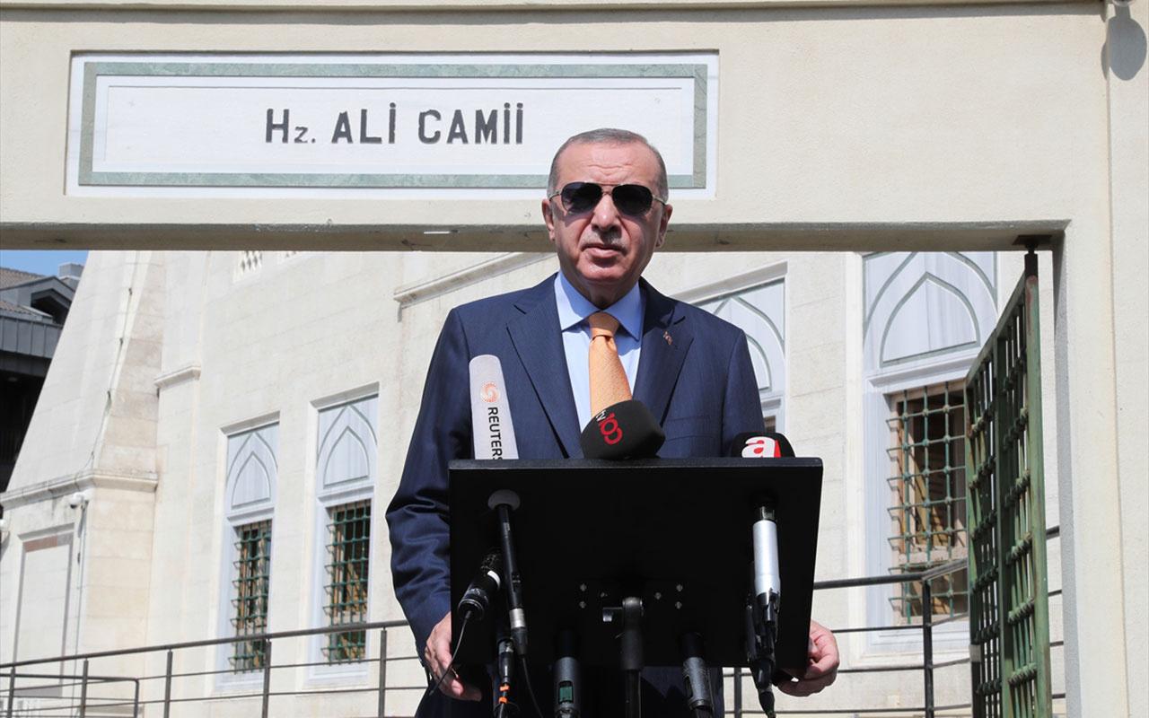 Cumhurbaşkanı Erdoğan 'Mecburen işi tekrar sıkmak durumundayız' dedi sokağa çıkma yasağı mı geliyor