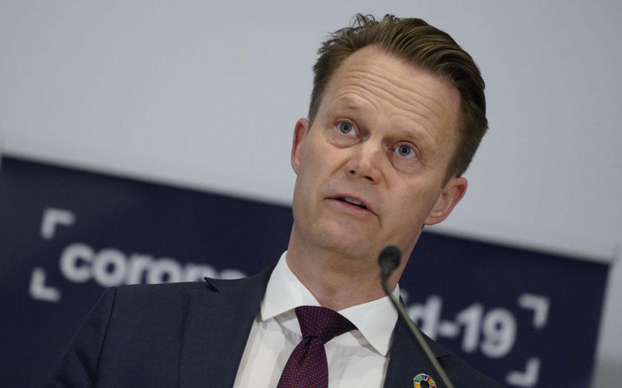 Danimarka Dışişleri Bakanı Jeppe Kofod 15 yaşındaki kızla cinsel ilişkiye girdi! 'Şarhoş ve aptaldım'