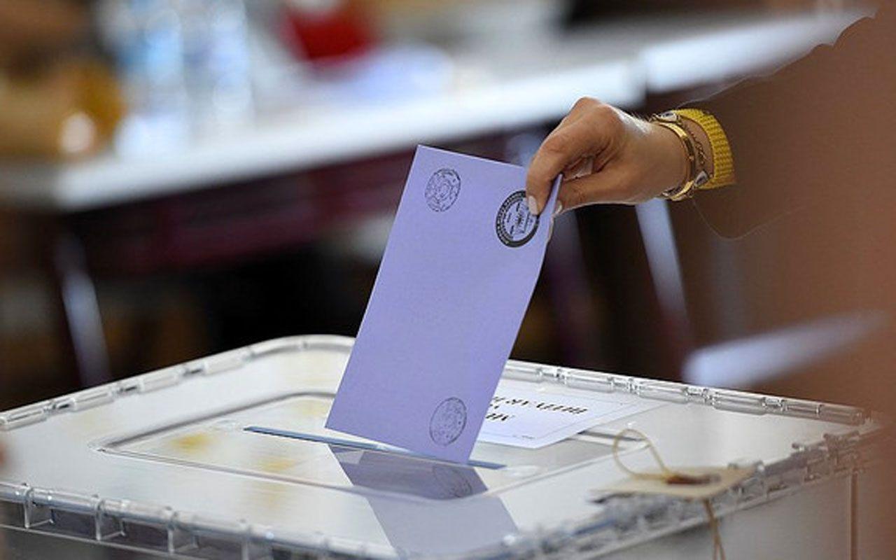 MetroPOLL'ün son seçim anketinde kritik sonuçlar! Protesto oyu kullanacaklar