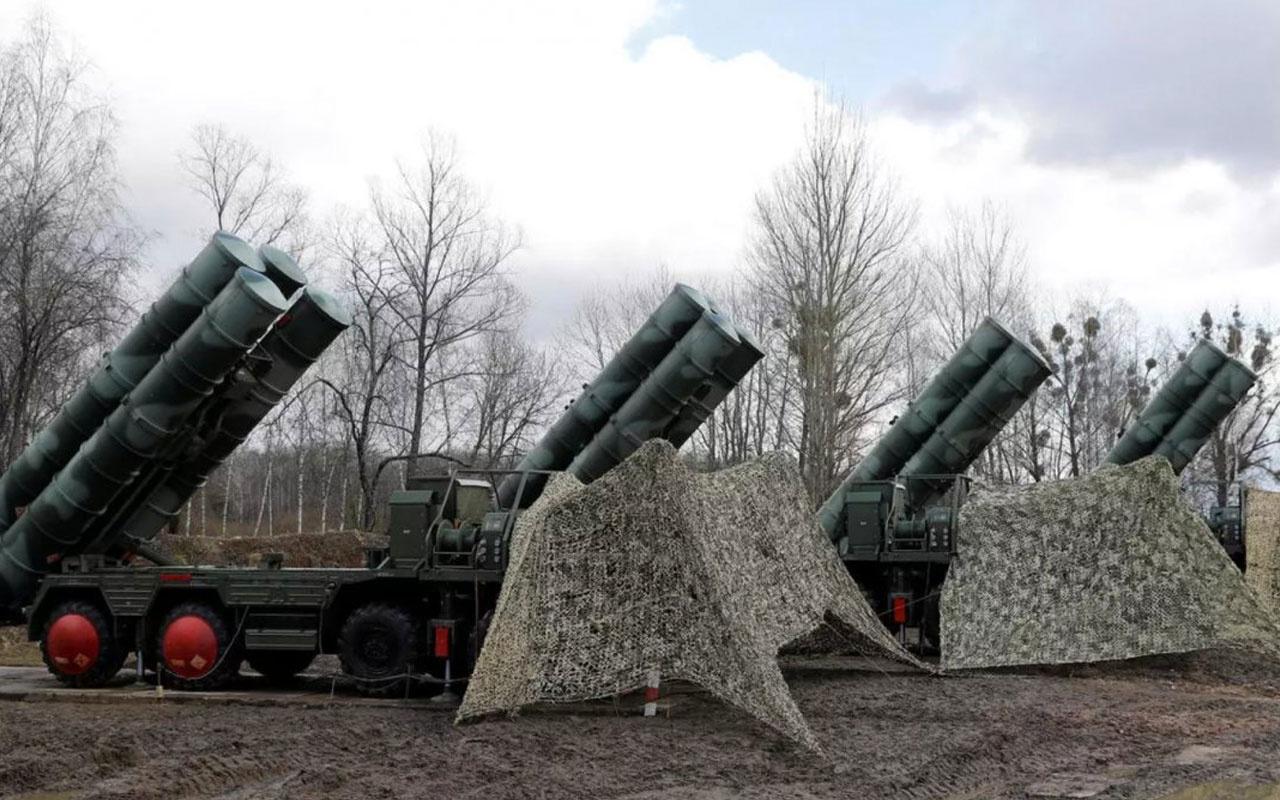 Rusya, Çin sınırına S-400 hava savunma sistemlerini kuracak