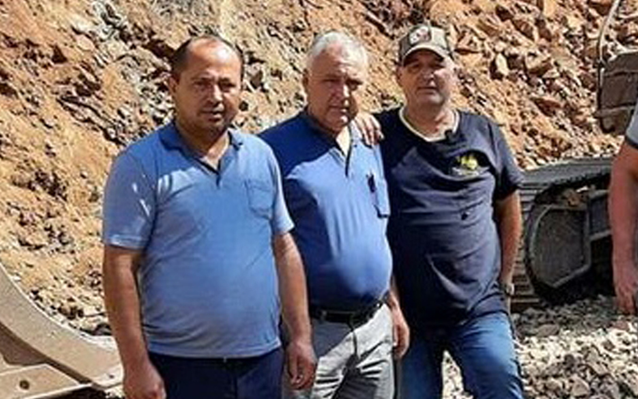 Muğla'da muhtar devrilen traktörün altında kalarak öldü