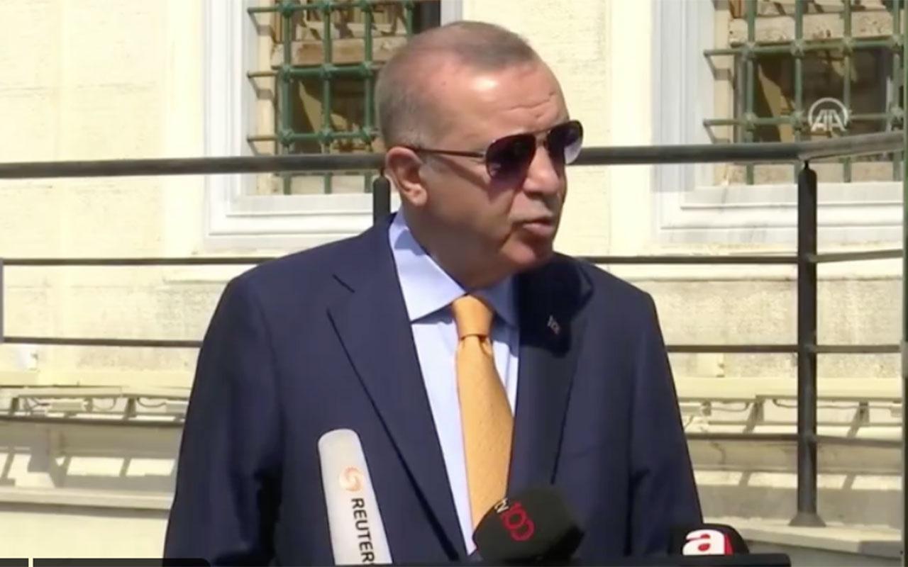Sokağa çıkma yasağı mı geliyor! Cumhurbaşkanı Erdoğan 'Mecburen işi tekrar sıkmak durumundayız' dedi