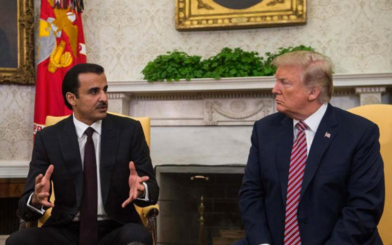 ABD, Katar'a askeri anlamda özel statü vermeyi planlıyor
