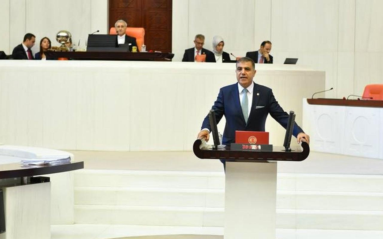CHP Hatay Milletvekili Mehmet Güzelmansur'un korona virüs testi pozitif çıktı