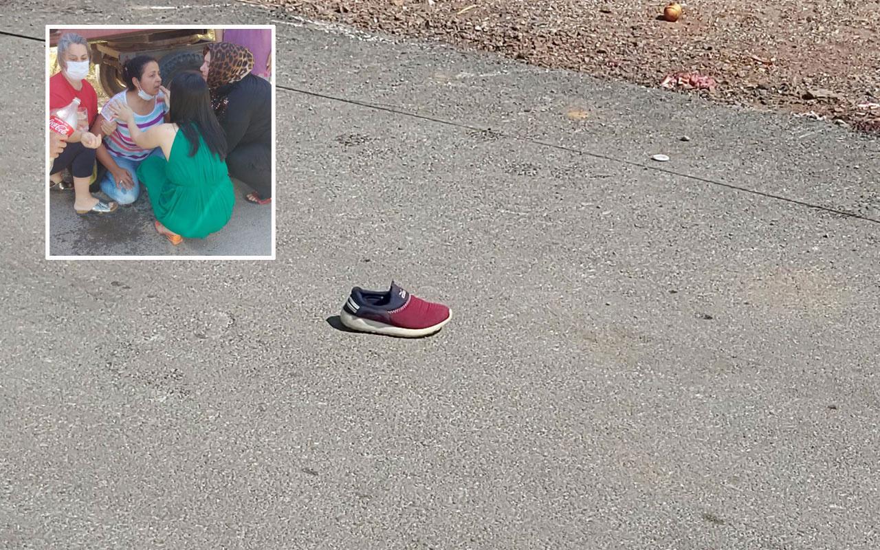 Antalya'da cuma namazına gitmek için evden çıkan küçük Ömer'in feci ölümü kahretti