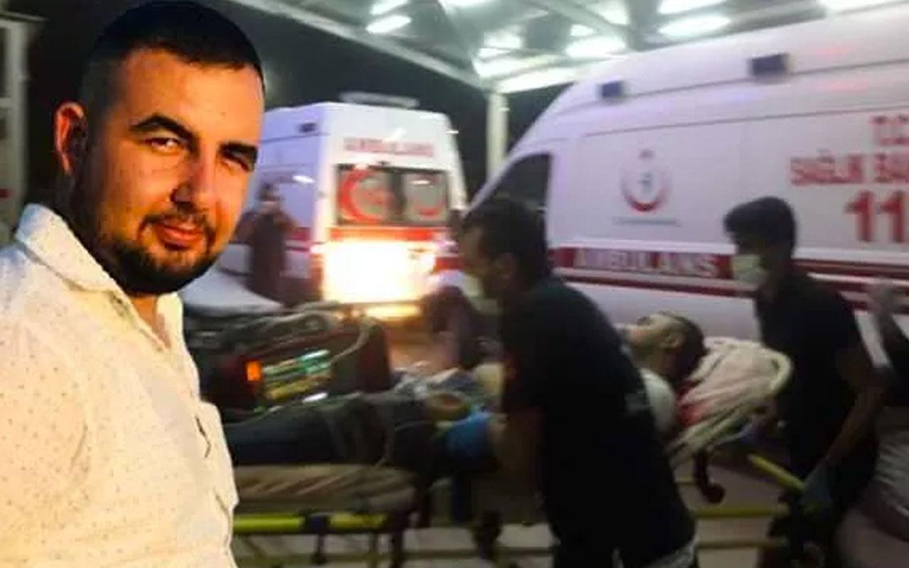 Adana'da uzman çavuştan akılalmaz cinayet tartıştığı arkadaşına acımadı
