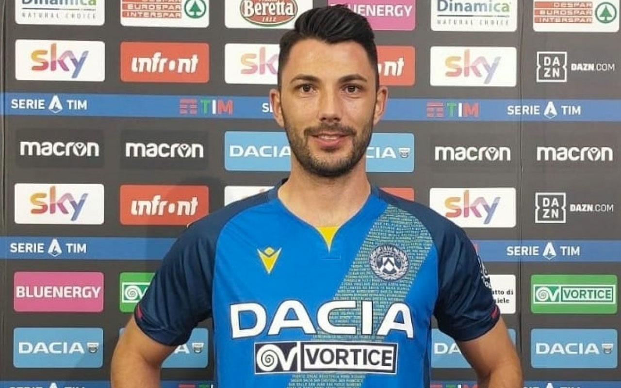Fenerbahçe'den ayrılan Tolgay Arslan resmen Udinese'de