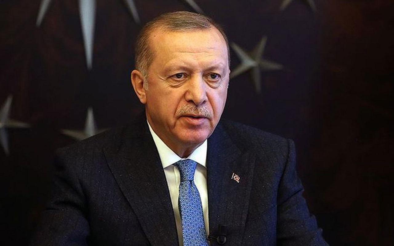 Cumhurbaşkanı Erdoğan'dan İzmir'i sarsan depreme ilişkin ilk açıklama