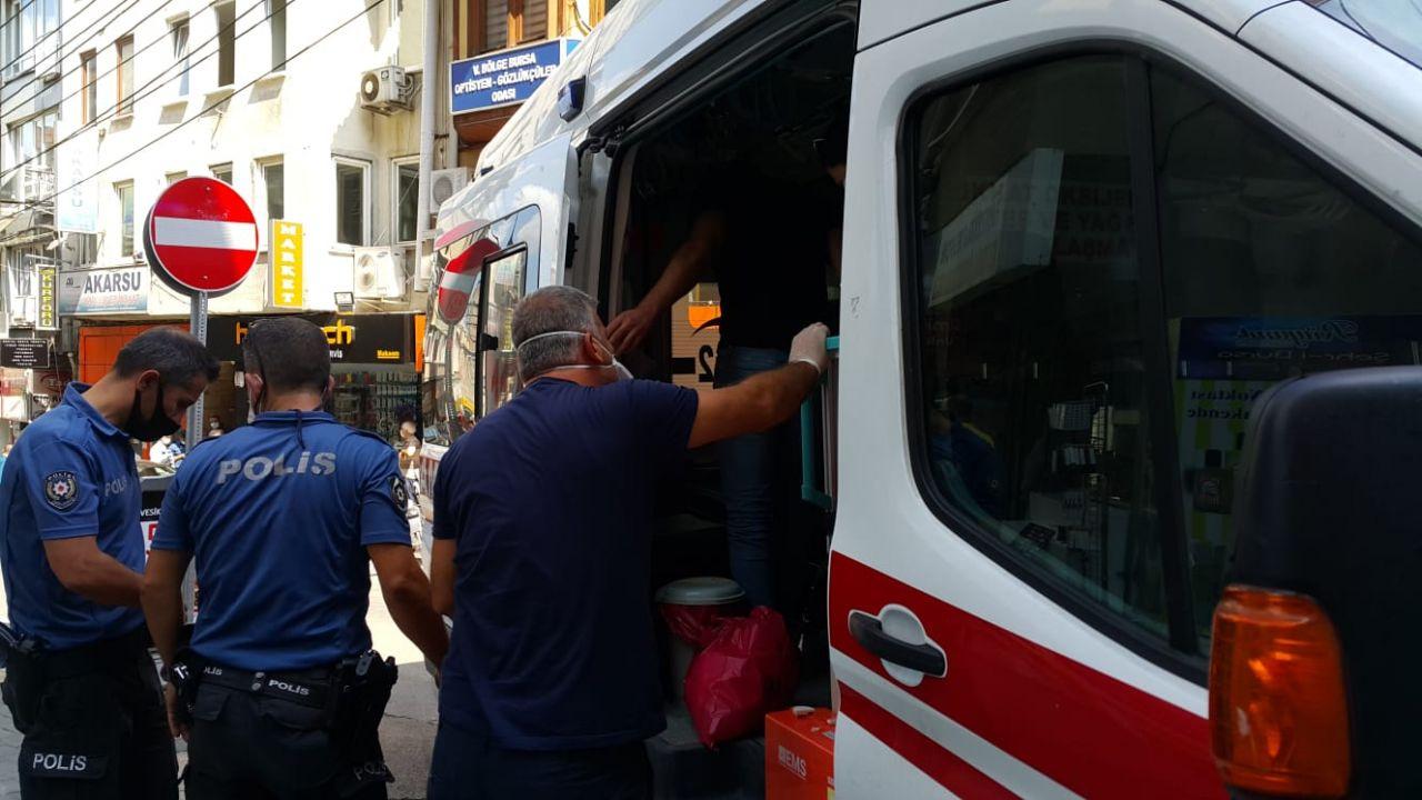 Bursa'da fuhuş için buluştuğu kadın transeksüel çıkınca çılgına döndü