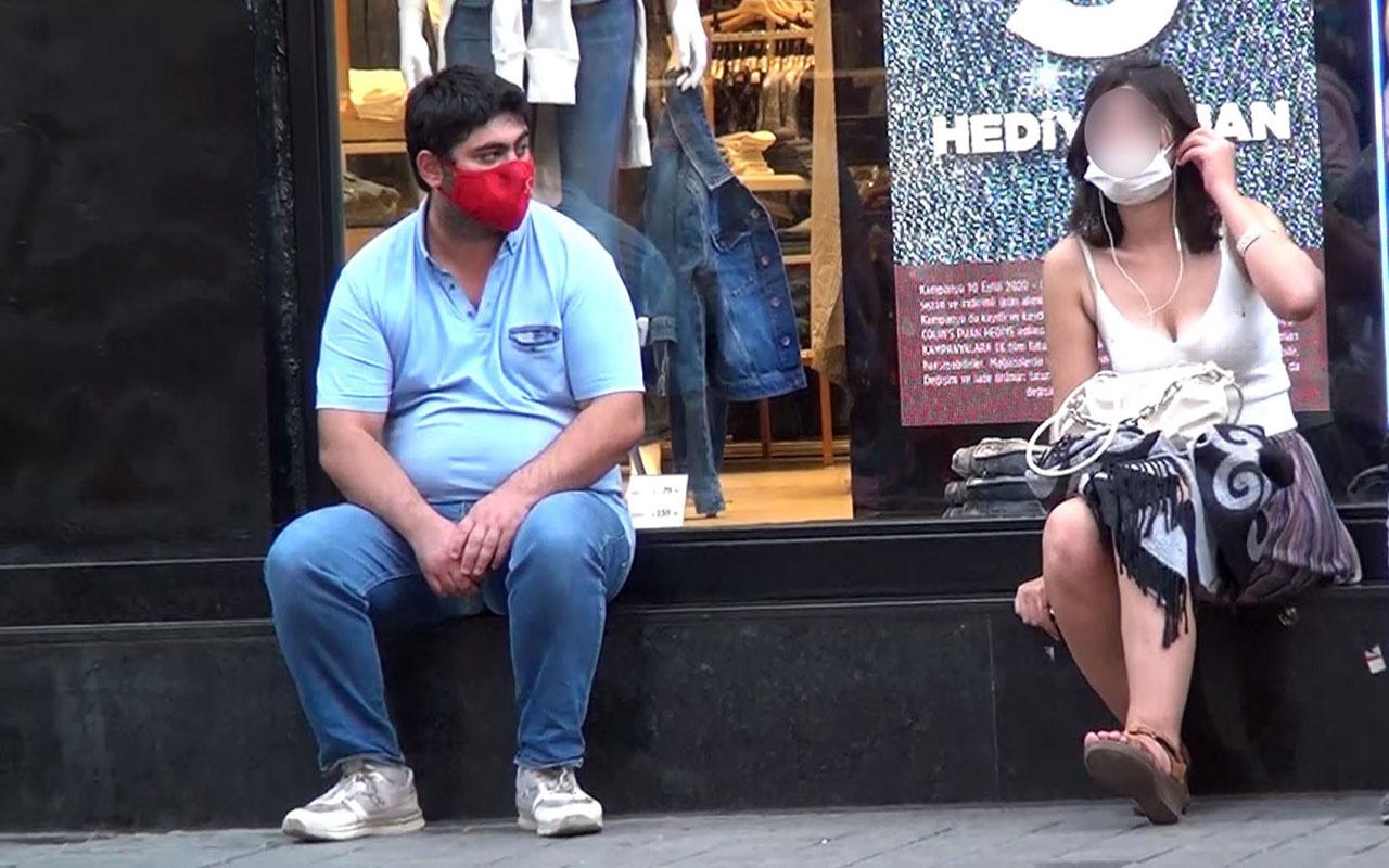 İstanbul'da bir sapık kadını, polis de sapığı takip etti! Olaya bakın