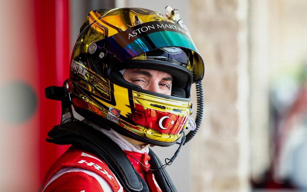 Salih Yoluç, Le Mans'da podyumun zirvesine çıkan ilk Türk oldu
