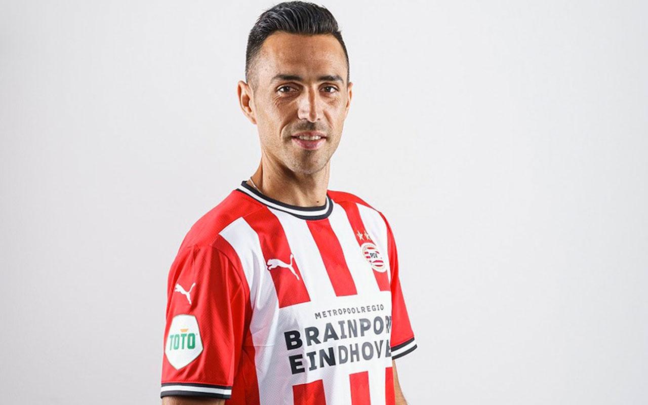 PSV Eindhoven, Eran Zahavi'yi kadrosuna kattı