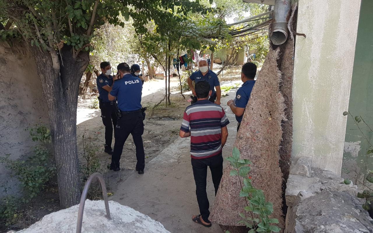 Antalya'da vicdansız kocadan dehşet! Hamile eşini karnından bıçakladı