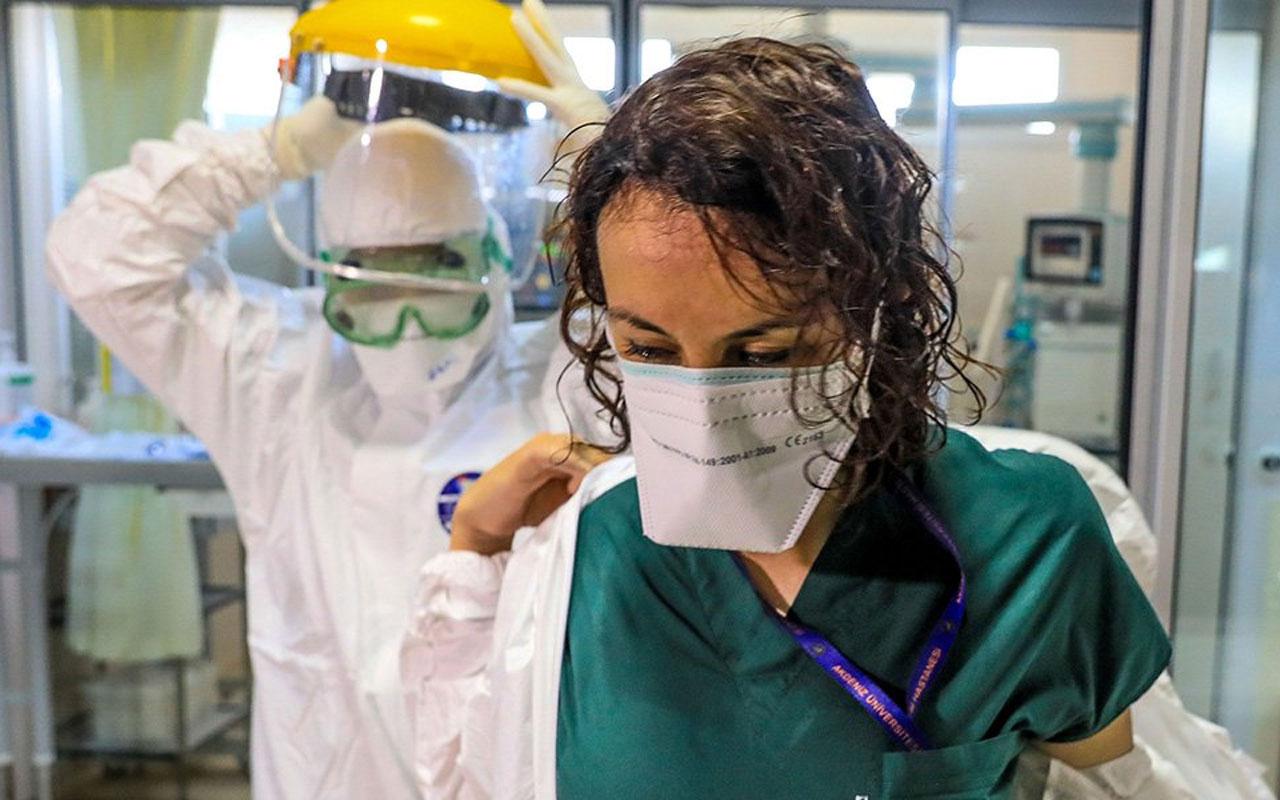 Sağlık Bakanlığı koronavirüs temaslı algoritmasını güncelledi