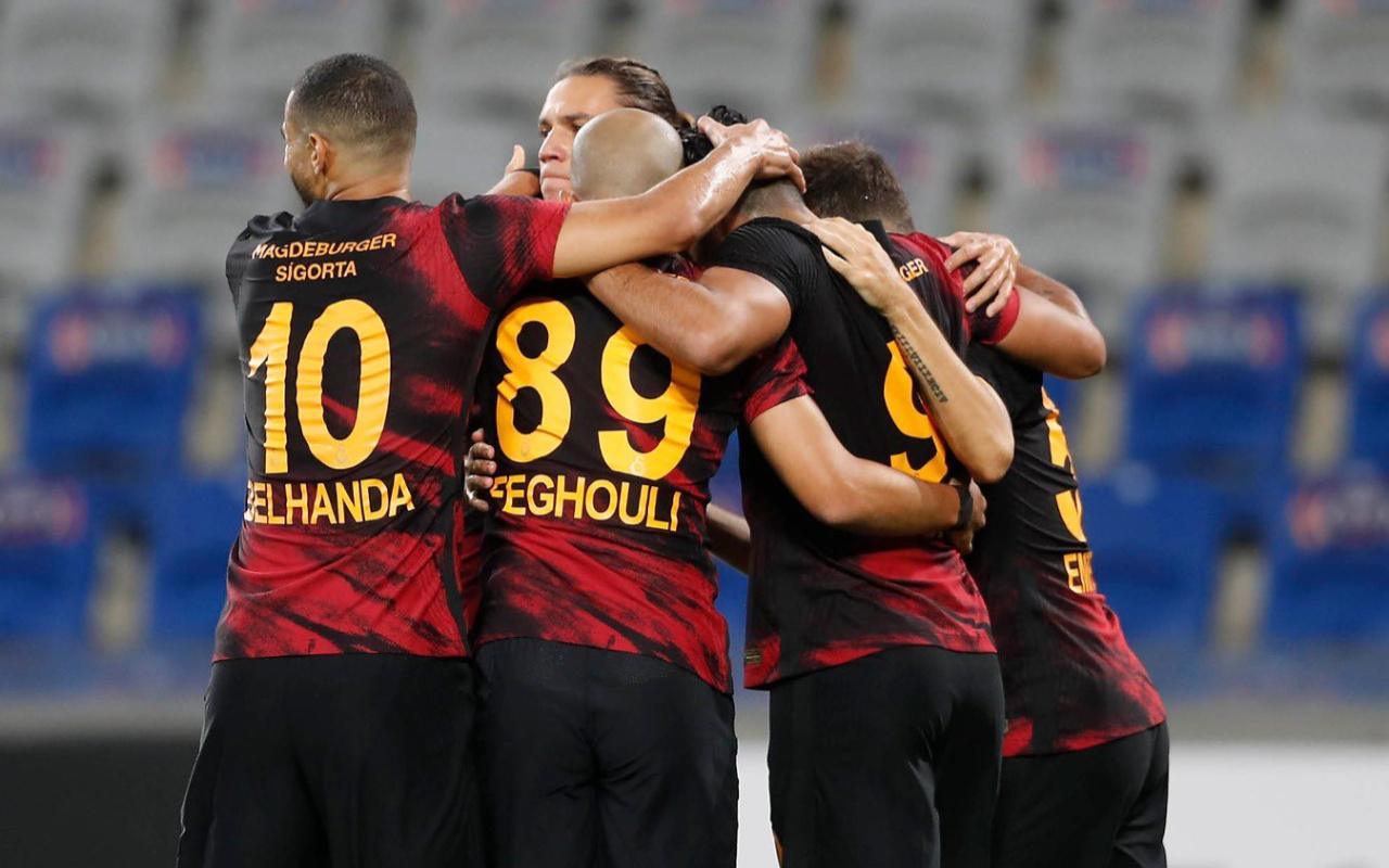 Başakşehir Galatasaray maçı golleri ve geniş özeti